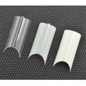 Capsules C Curve Transparentes 100 pcs / Boite