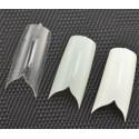 Capsules Forme V Blanches 100 pcs / Boite