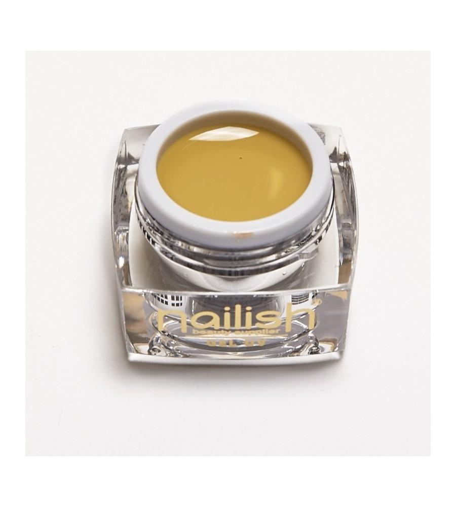 Gel UV Color Nailish Sahara 5 ml pour manucure ongles et nail art en gel uv.