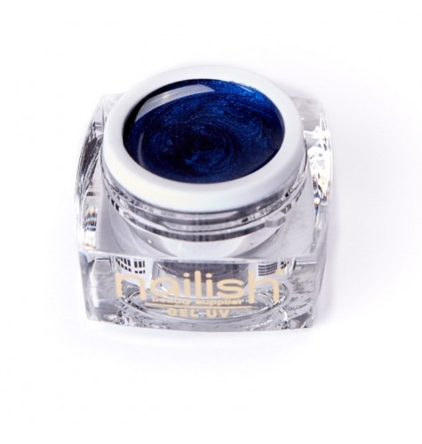 UV Gel Glitter Nailish Shinning Moon 5 ml pour manucure ongles et nail art en gel uv.
