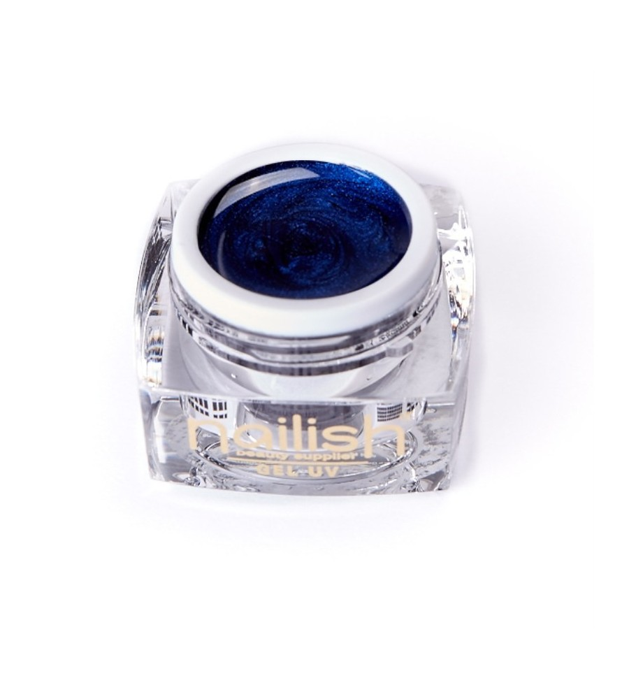 UV Gel Glitter Nailish Shinning Moon 5 ml pour manucure ongles et nail art en gel uv.