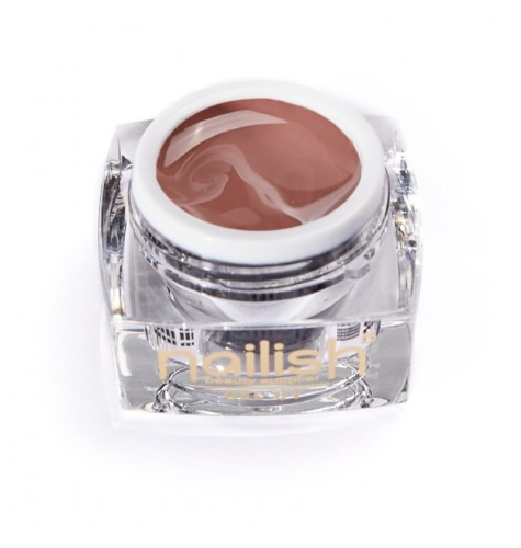 Gel UV LED Color Nailish Noisette 5 ml