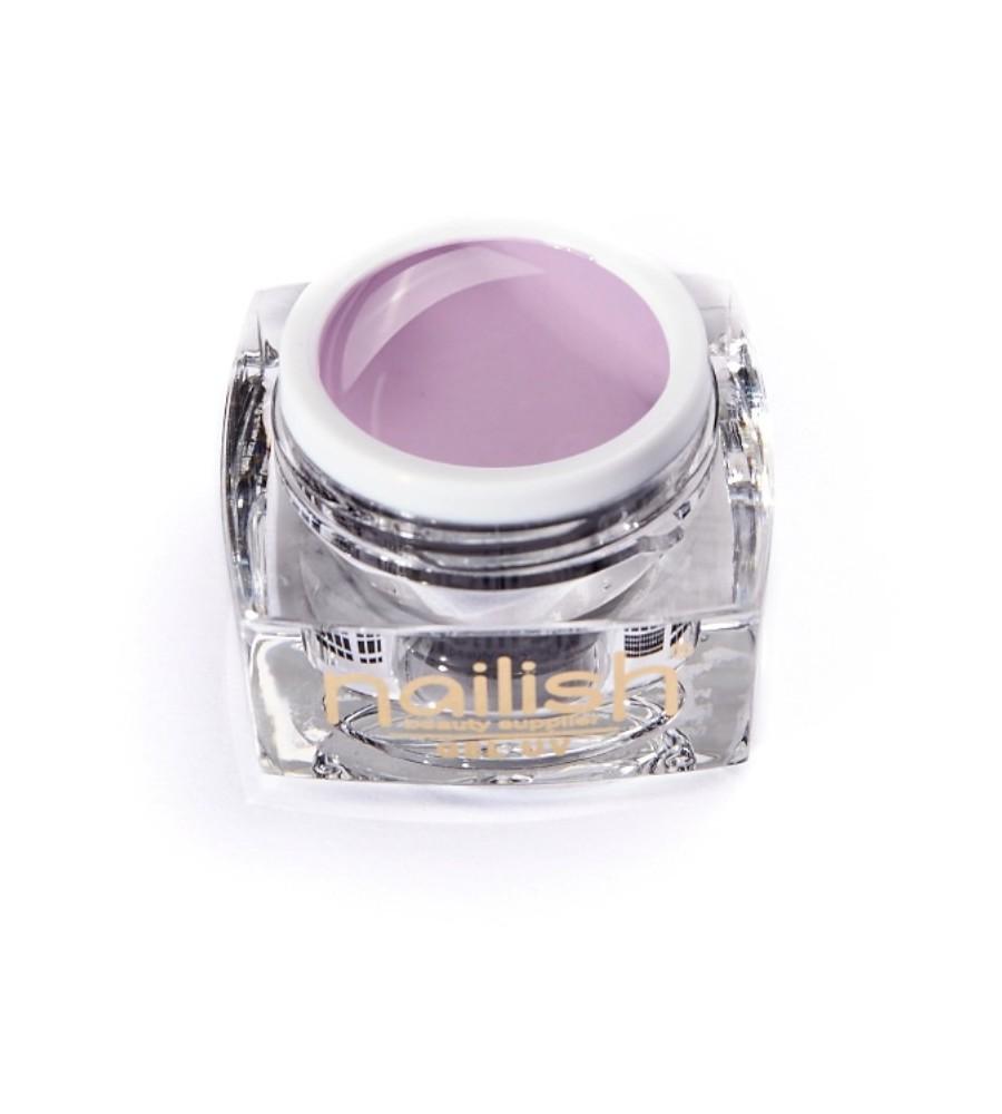 Gel UV Color Light Lila 5 ml pour manucure ongles et nail art en gel uv.