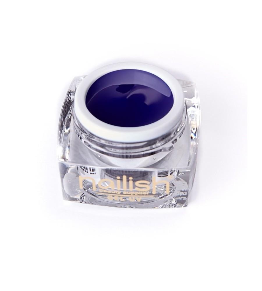 Gel UV Color Nailish Indigo 5 ml - manucure ongles et nail art
