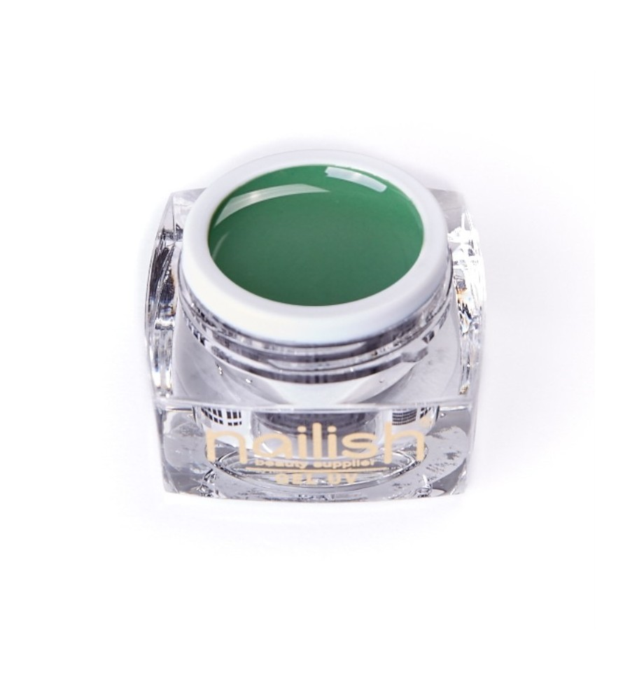 Gel UV Color Nailish Leaf 5ml pour manucure ongles et nail art en gel uv.