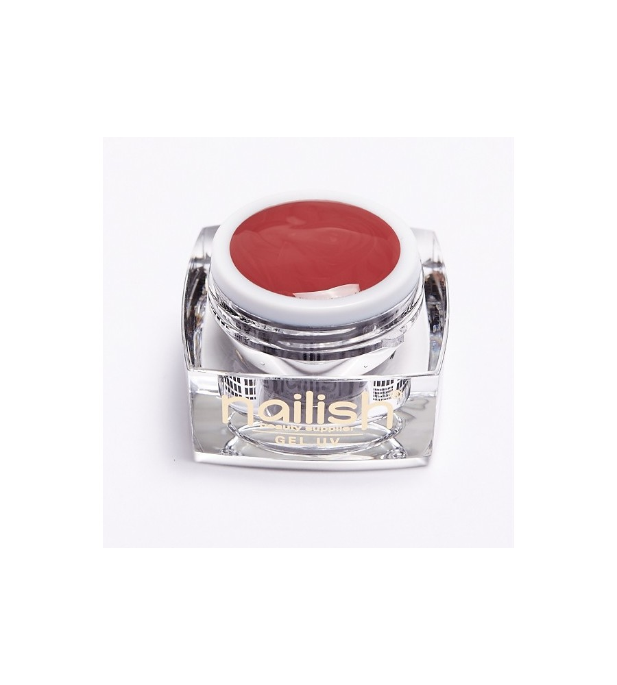 Nailish Gel UV Color African Sunset 5 ml- manucure ongles et nail art pour gel uv
