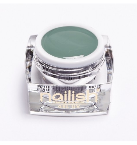 UV/LED Gel Color Nailish Holliday Green 5 ml