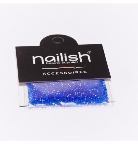 Minie Strass Pixie Blue 1440 pcs - manucure ongles et nail art pour gel uv