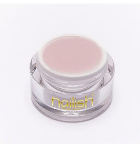 Poudre Acrilique Nailish Color Pastel Rose 3.5 gr
