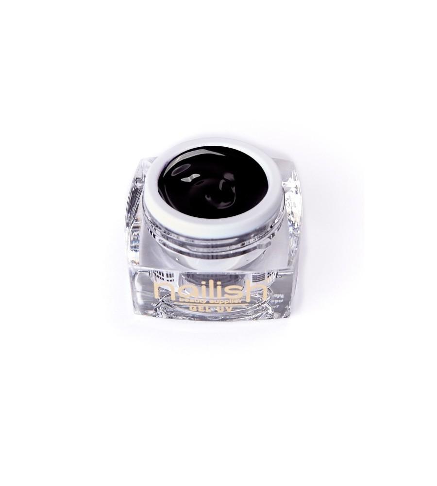 Gel UV Color Nalish Dark Indigo 5 ml - manucure ongles et nail art