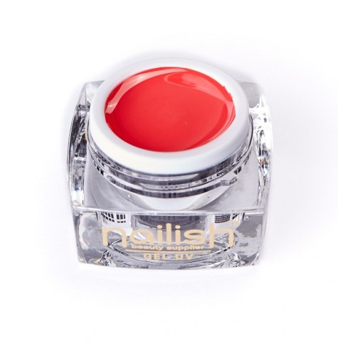 Gel UV LED Color Nailish Bleeding Heart 5 ml