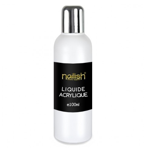 "Liquid Acrylique ""Monomère"" Nailish 100 ml"