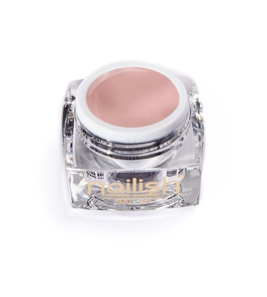 Gel UV Color Nailish Fashion Rose 5 ml pour manucure ongles et nail art en gel uv.
