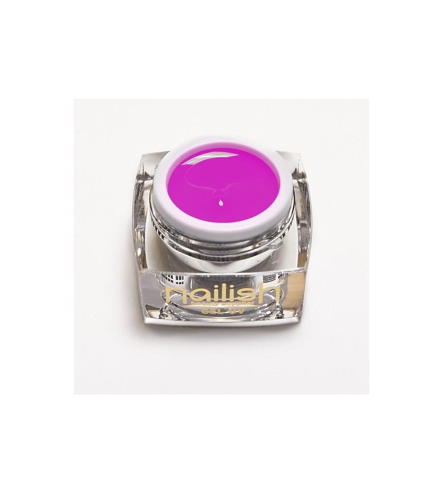 Gel Neon UV/LED Manhattan pour manucure ongles et nail art en gel uv.