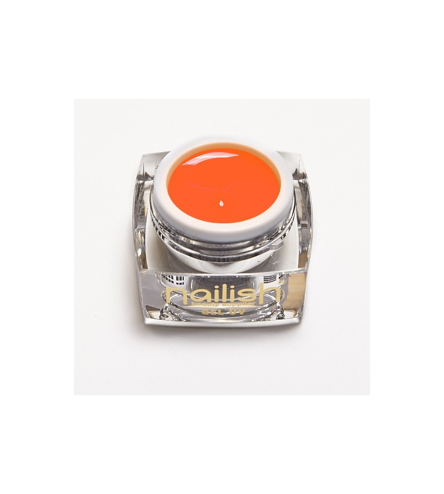Gel Neon UV/LED Punch pour manucure ongles et nail art en gel uv.