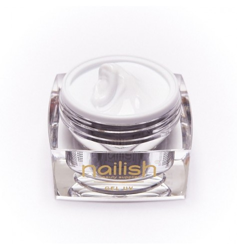Gel UV Builder French White Nailish. 50 ml