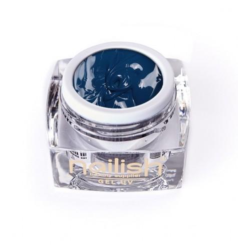 Gel UV/LED Sweet Bloom Nailish Blue 5ml manucure ongles et nail art en gel uv