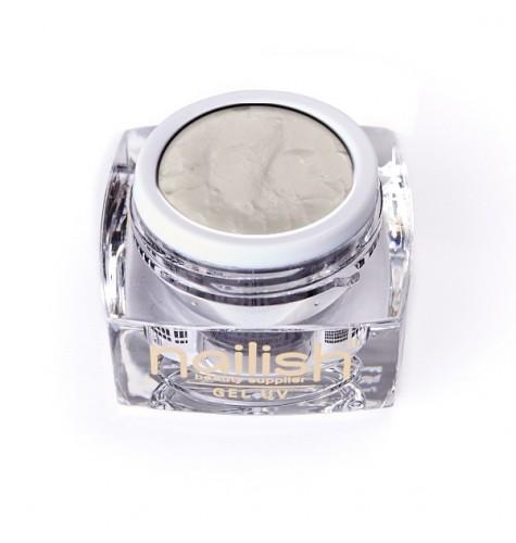 Gel UV/LED PlastArt Nailish White 5 ml