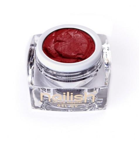 Gel UV/LED PlastArt Nailish Red 5 ml