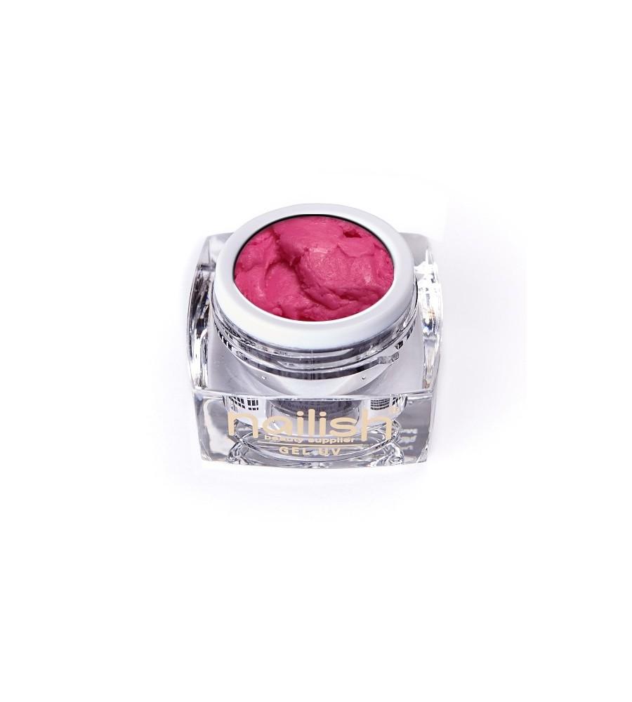 Gel UV/LED PlastArt Nailish Pink 5 ml manucure ongles et nail art en gel uv