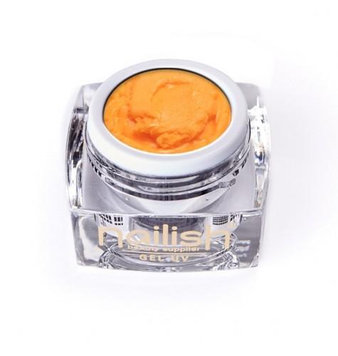 Gel UV/LED PlastArt Nailish Orange 5 ml