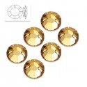 Strass SS4 Light Topaz 50 pcs