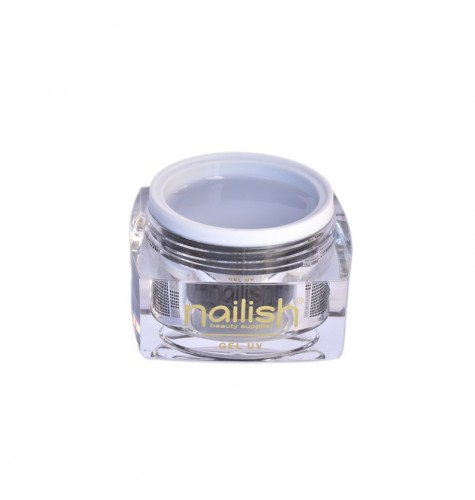 Nailish Gel UV - LED Fiber Glass 15 ml