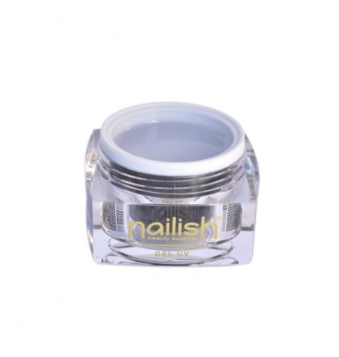 Gel UV Base One Nailish 30 ml pour manucure ongles et nail art en gel uv.