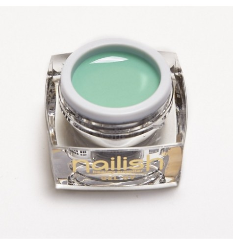 Gel UV - LED Color Nailish Mint 5 ml