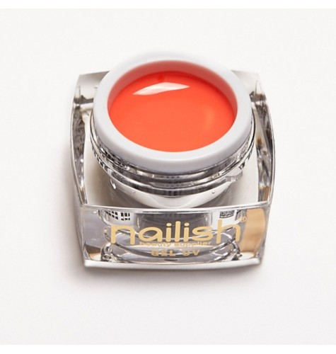 Gel Couleur UV/LED Nailish Blush 5ml.