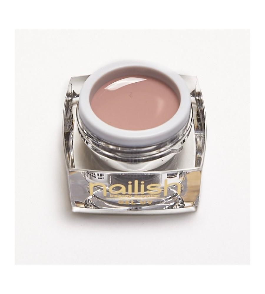 Gel UV Color Nailish Natural 5 ml pour manucure ongles et nail art en gel uv.