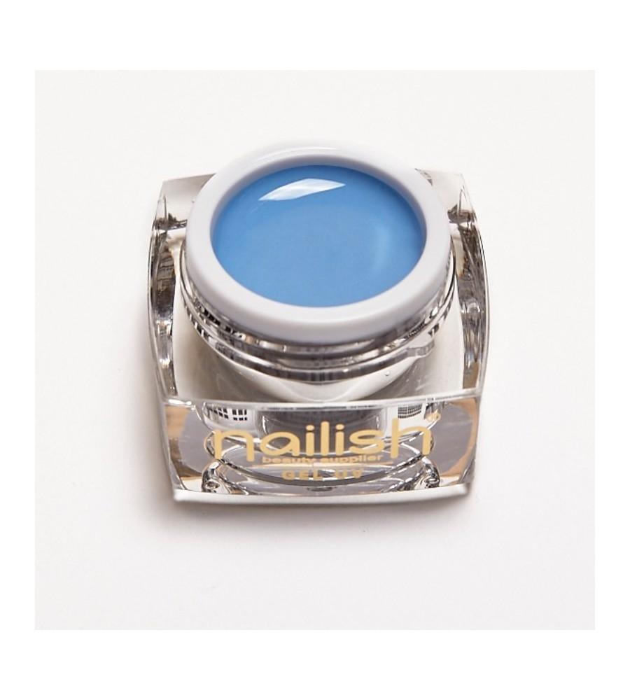 Gel UV Color Nailish Serenity 5 ml pour manucure ongles et nail art en gel uv.