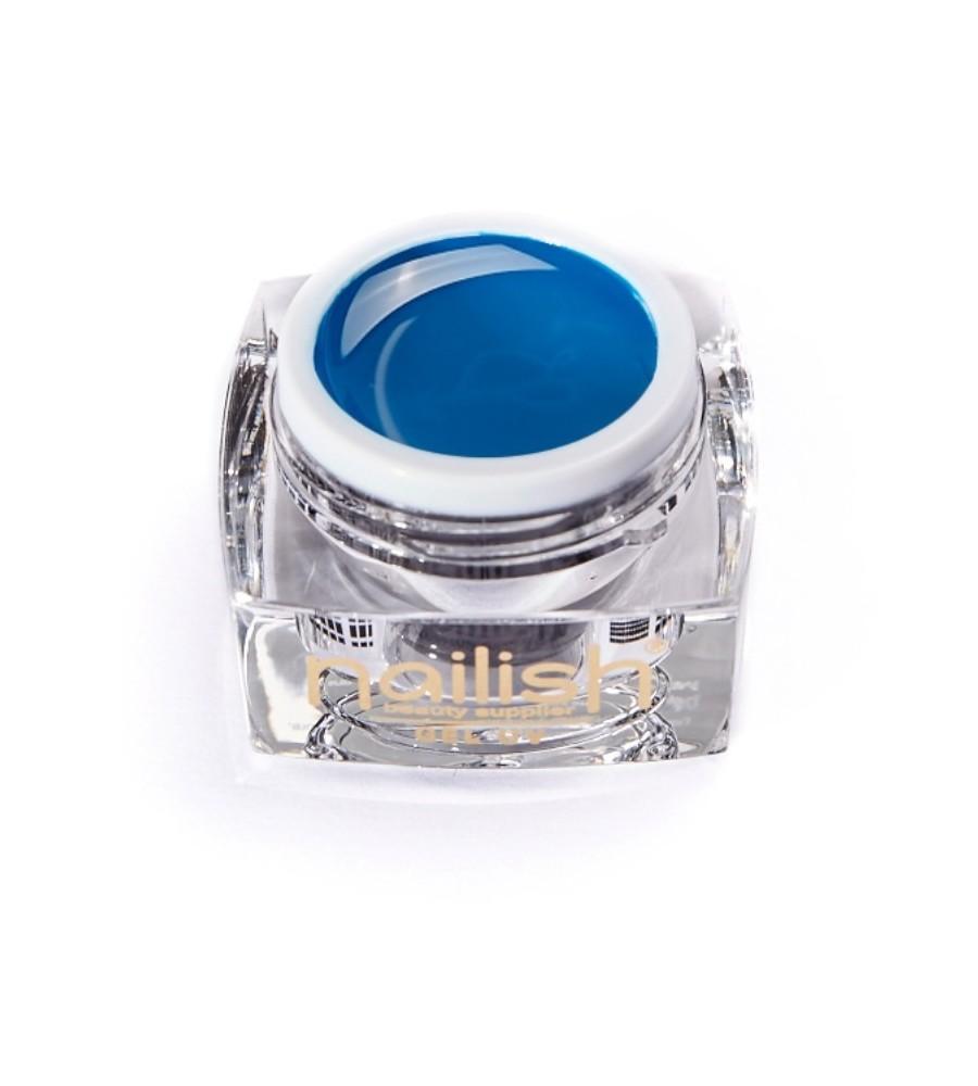 Gel UV Color Nailish Pool 5 ml pour manucure ongles et nail art en gel uv.
