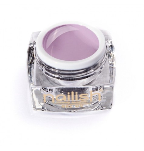 Gel UV LED Color Nailish Light Lila 5 ml.