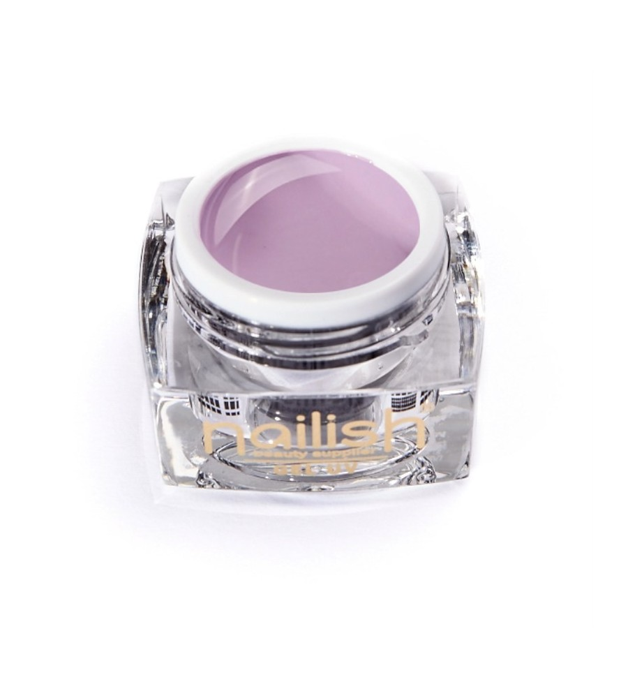 Gel UV Color Light Lila 5 ml pour manucure ongles et nail art en gel uv.