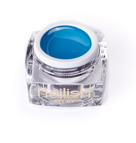Nailish Gel UV LED Color So Blue 5 ml.