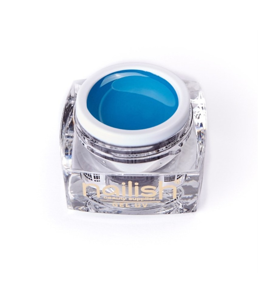 Nailish Gel UV Color So Blue 5 ml - manucure ongles et nail art