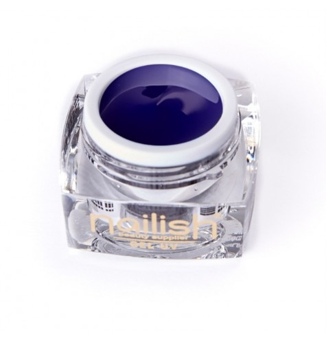 Gel UV/LED Color Nailish Indigo 5 ml