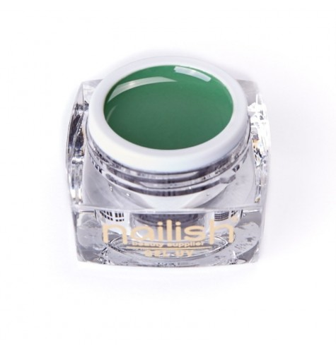 Gel UV/LED Color Nailish Leaf 5ml.