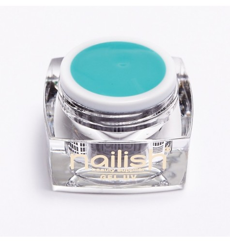 Gel UV LED Color Nailish Caraibe 5ml.