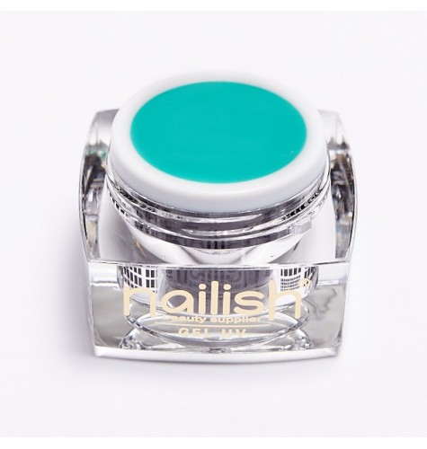 Gel UV LED Color Nailish Very Green 5 ml.