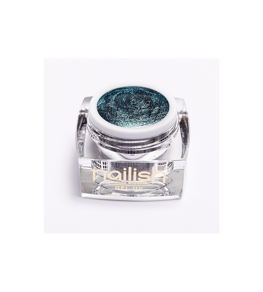 UV Gel Glitter Nailish Wonderfull 5ml pour manucure ongles et nail art en gel uv.