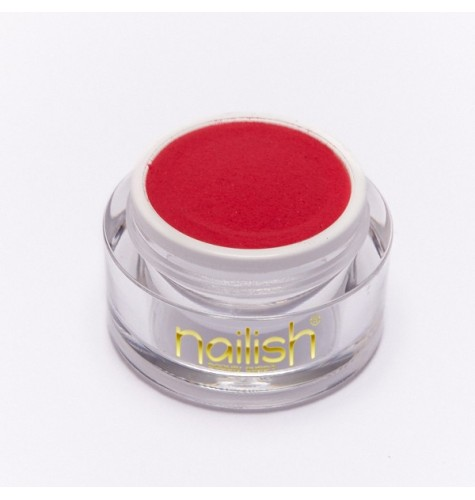 Poudre Acrylique Nailish Color Red 5 gr