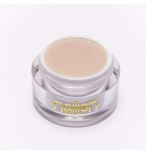 Nailish Poudre Acrylique Color Peach 3.5 gr - résine, momnomère, gel, manucure ongles et nail art pour gel uv