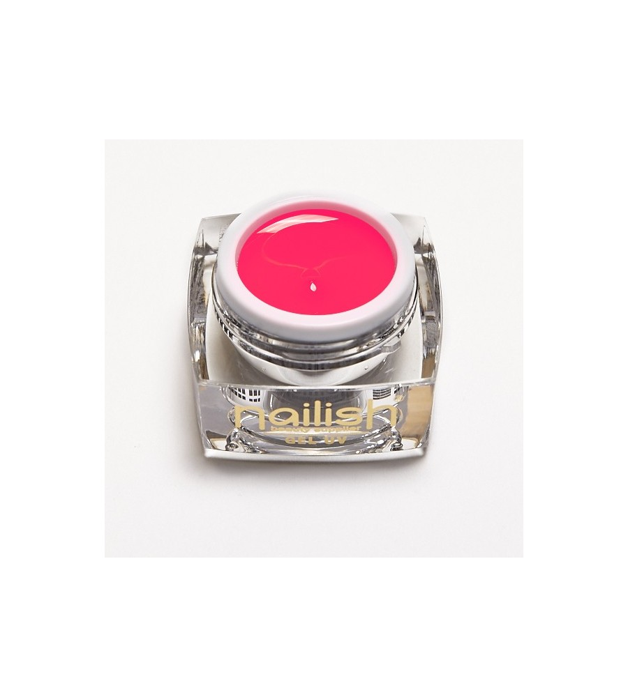 Gel Neon UV/LED Bora Bora pour manucure ongles et nail art en gel uv.