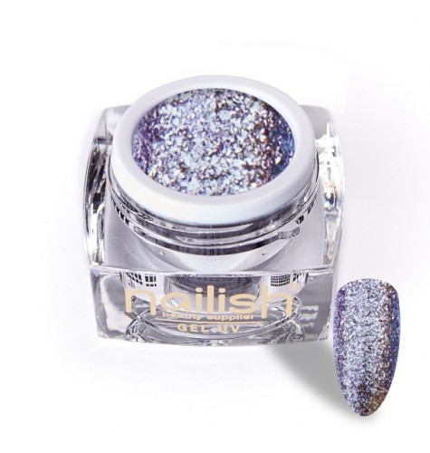 Gel Glitter UV/LED Luxury Morgan 5ml.
