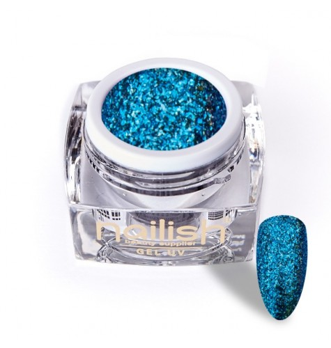 Gel Glitter UV/LED Luxury Ocean 5ml