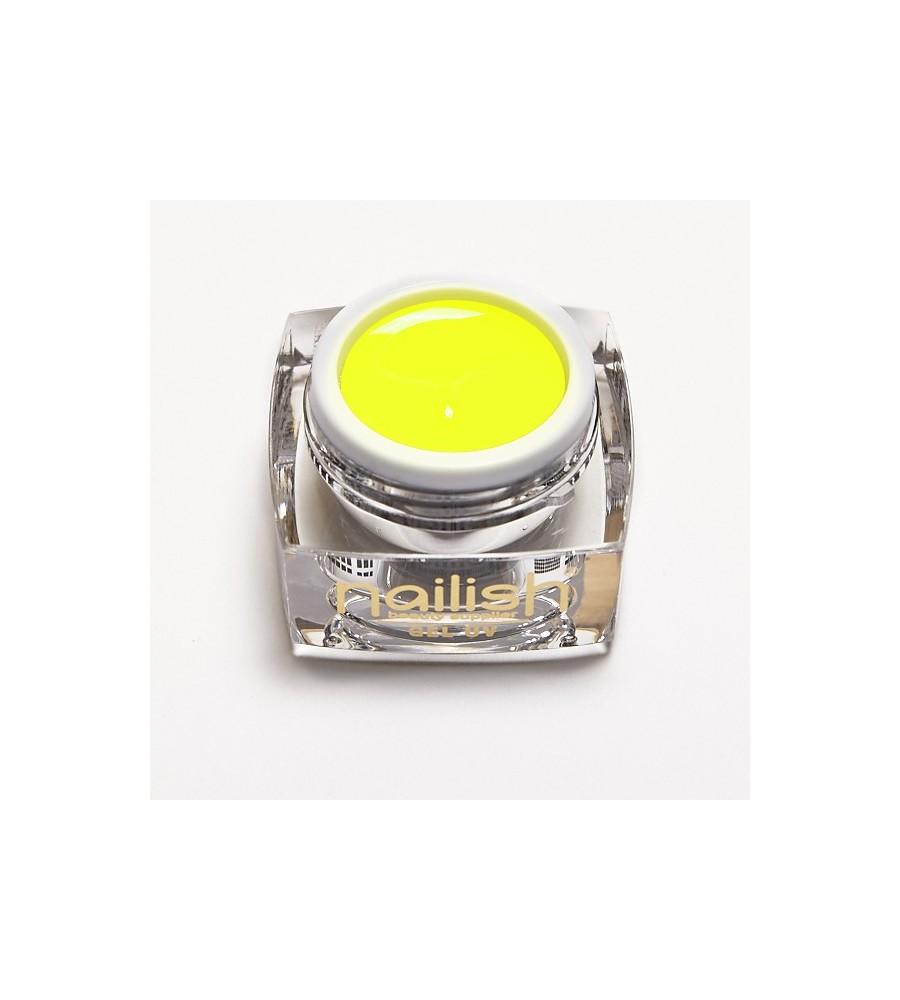 Gel Neon UV/LED Margarita pour manucure ongles et nail art en gel uv.