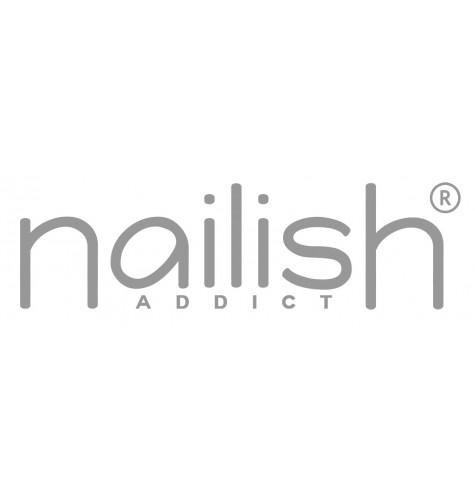 Logo Nailish Addict