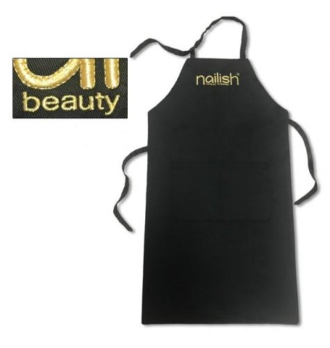 Tablier Logo Nailish Brodé (PRÉ-COMMANDE) * lire les conditions